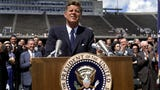 President Kennedy's 'Moon Speech' unites and motivates a nation with its call to action.