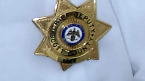 Scott County Sheriff's Dept.