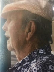 Eugene Slager is seen in surveillance video Sunday,