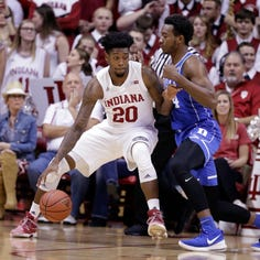 IU mailbag: Analyzing basketball's strength of schedule, De'Ron Davis' return and more