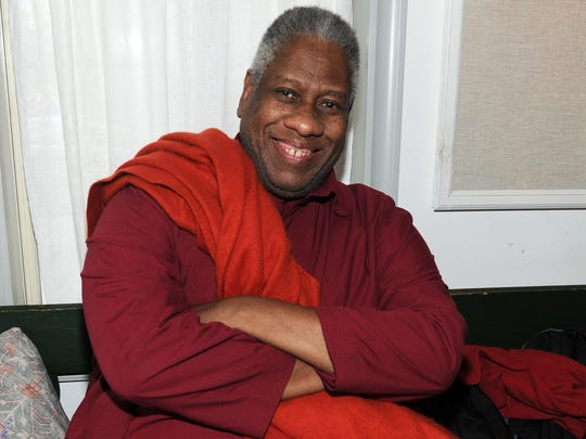 Andre Leon Talley said Detroit reminds him of New York in the '70s.