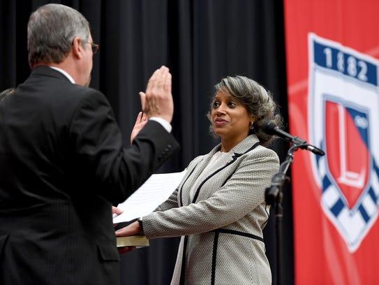 Lane College Alum Judge Angelita Blackshear Dalton