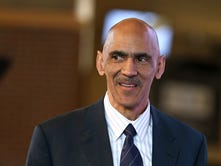 Tony Dungy on Frank Reich: 'I was the third choice and that worked out OK'