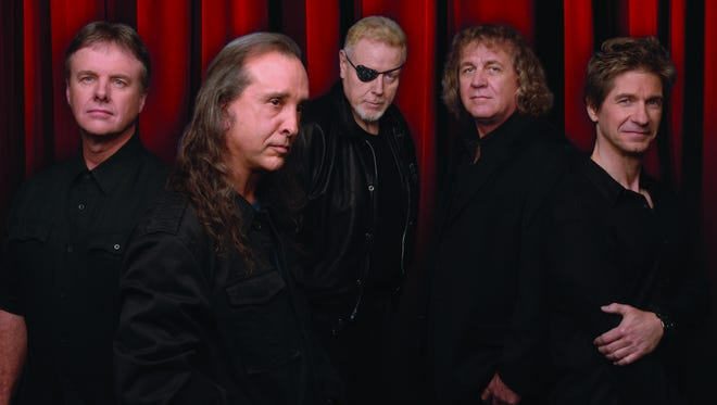 Classic rockers Kansas are coming to the Gillioz Theatre April 17. Tickets go on sale Friday, Nov. 13.