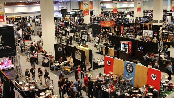 """More than 1,000 """"music product"""" brands will showcase and debut their latest instruments, audio gear and accessories at Summer NAMM."""