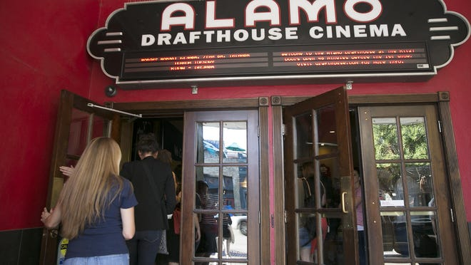 """Austin-based Alamo Drafthouse CInemas received a federal PPP loan of between $5 million and $10 million. Alamo Drafthouse CEO Shelli Taylor said the company will use the funds from the loan """"to continue paying our staff, purchase essential safety equipment, and to help offset operational losses for the first months when we are operating at a greatly reduced capacity."""""""