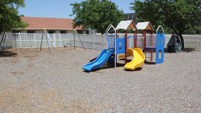 The Learn and Play Therapeutic Center is a joint venture between Horizons Mental Health Center, USD 308 and the district's Head Start program.