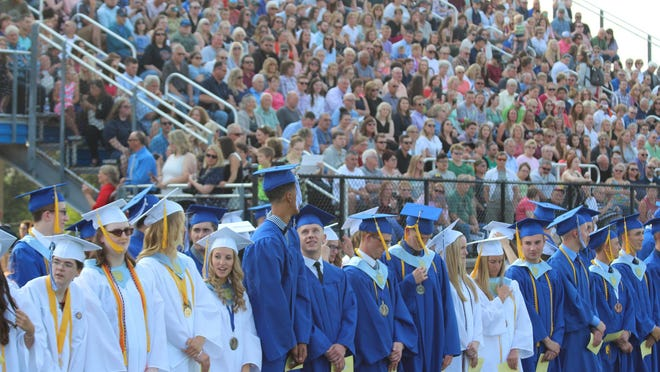 Ionia High School has canceled its 2020 graduation ceremony due to the COVID-19 pandemic.