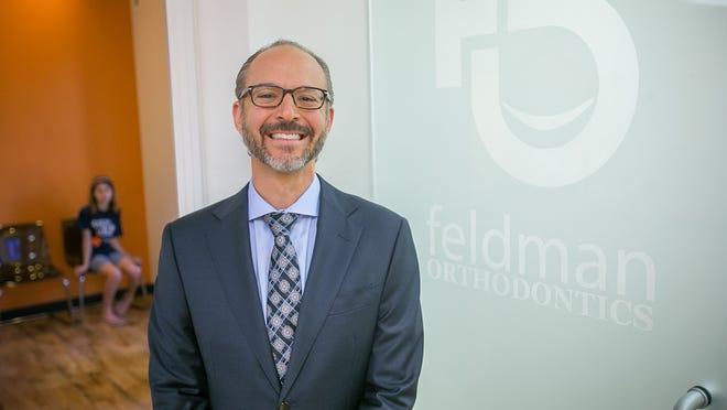 Orthodontic Specialist Blair Feldman at Feldman Orthodontics in Scottsdale on Friday, April 3, 2015.