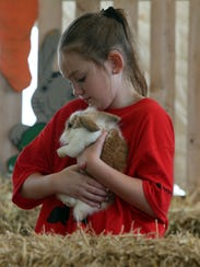 Second day of Somerset County 4-H Fair held at North