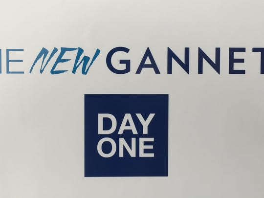 The new Gannett encompasses 92 U.S. media properties and 18 daily U.K. daily publications.