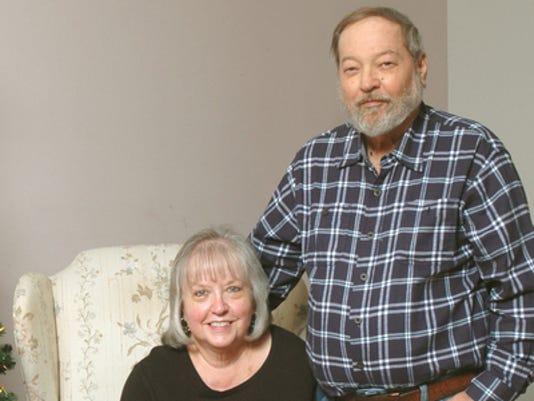Anniversaries: Don Crutchfield & Nancy Carolyn Crutchfield