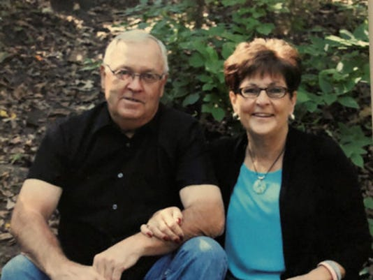Anniversaries: Terry Finch & Grace Finch