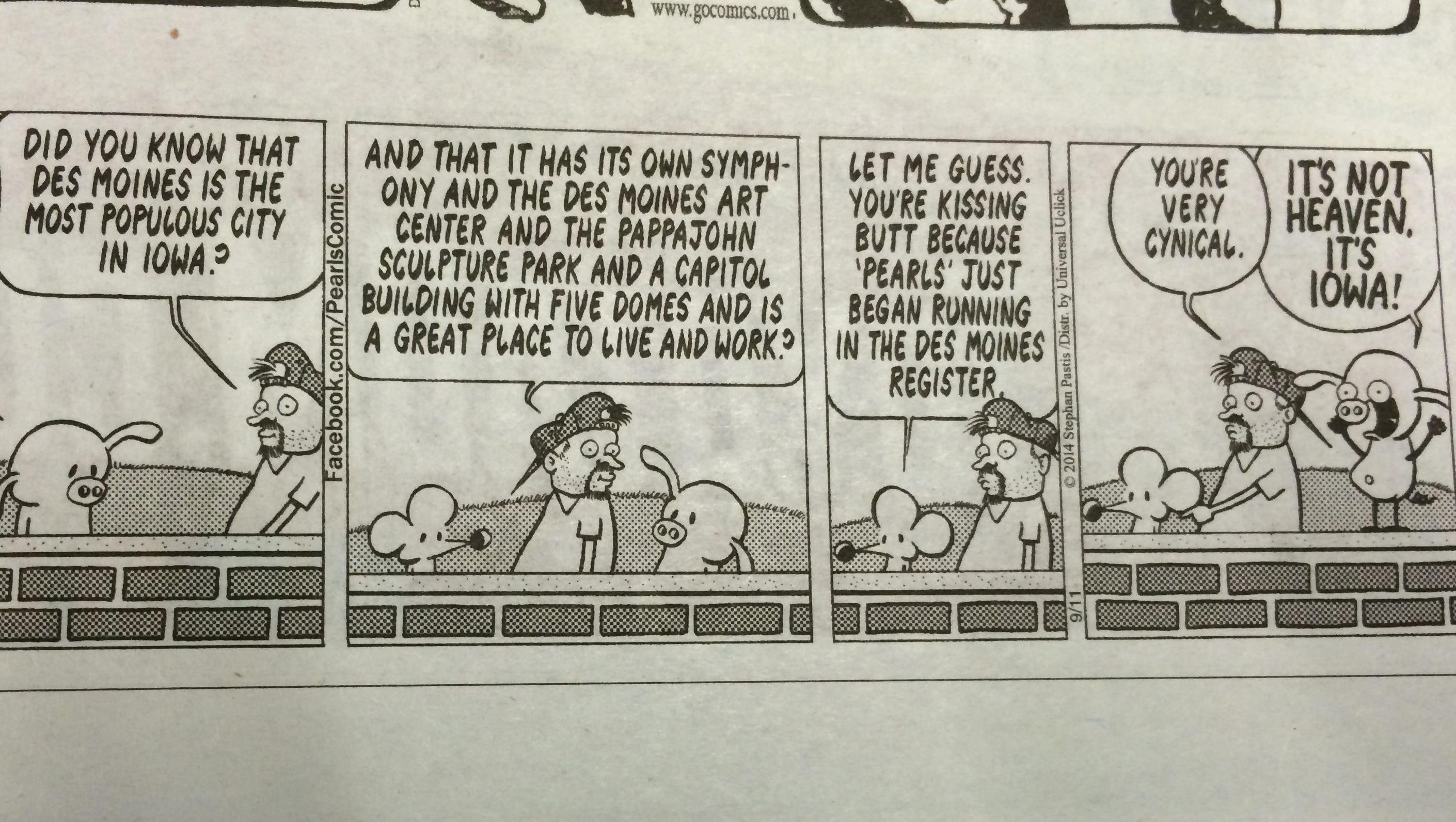 strip Before swine comic