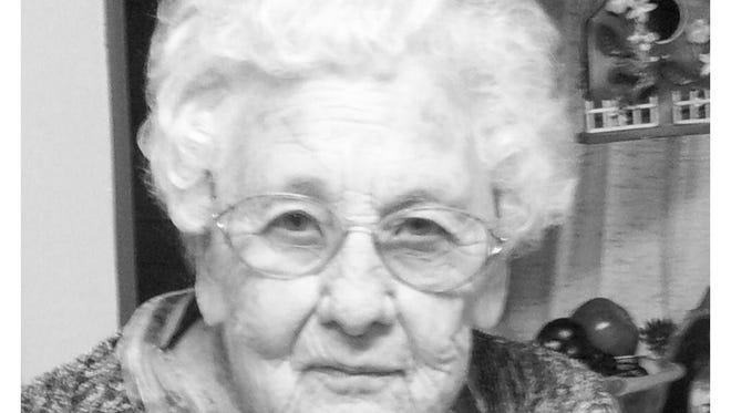 Leona Mae Peters