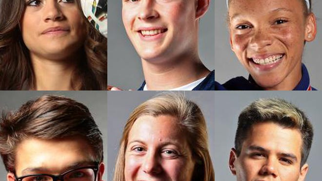 Top winter athletes for 2014-15.