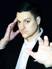 Hypnotist Jeff Jordan