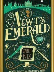 'Newt's Emerald' by Garth Nix
