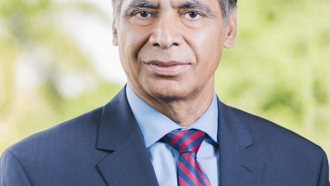 Khalique Ahmed is a professor, and chairman of the Science Division at Lynn University.