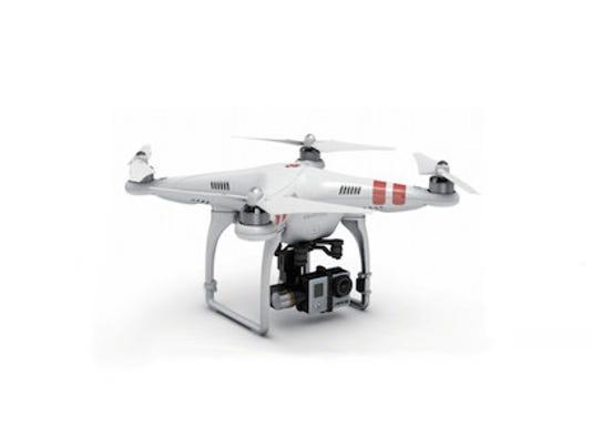 Consumer drones set to invade CES 2014