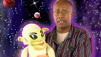 """David Liebe Hart of """"Tim and Eric Awesome Show, Great Job!"""" will be at 1984 in Wilmington this weekend."""