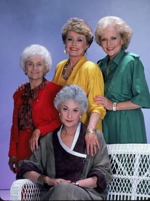 5 reasons why betty white had a much better year than you did for Why did bea arthur leave golden girls