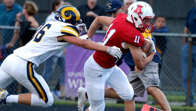 Arrowhead, which edged Marquette in Week 1, faces another test in Muskego this week.