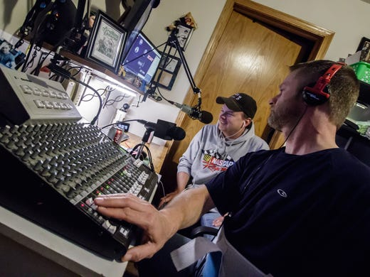 Record Turnout At 2008 Polar Plunge And >> Police Records It Clerk Also Produces Nascar Radio Show