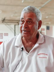 North Rockland Athletic Director Joe Casarella