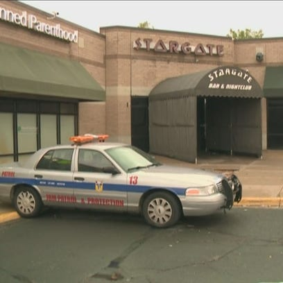 One person is dead after a shooting outside a nightclub