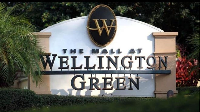 The market value of The Mall at Wellington Green plunged by $70 million, according to the Palm Beach County Property Appraiser's Office.