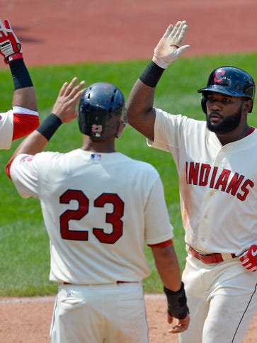 Araham Almonte's fifth inning grand slam accounted