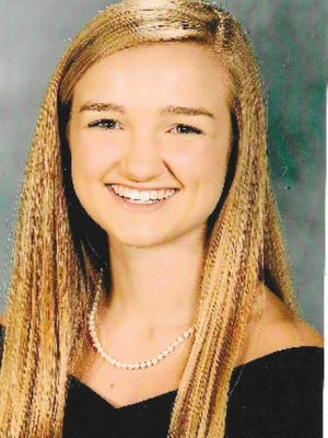 Catherine Greer Lee, Walhalla High School valedictorian