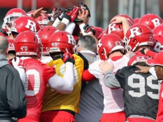 Rutgers football's streak of Top 10 percent APR scores is unmatched in the Big Ten.(Photo: Mark R. Sullivan/Staff Photographer)