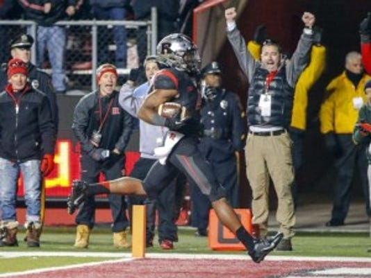 Rutgers wide receiver Leonte Carroo is tired of seeing the team not get respect around the Big Ten.(Photo: Jim O'Connor/USA TODAY Sports)