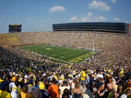Michigan Stadium, known as The Big House, is the biggest venue in all of college football, but it is the most intimidating?(Photo: Getty Images)