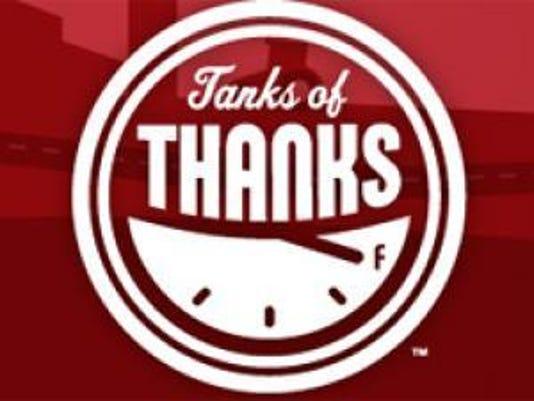 Tanks of Thanks
