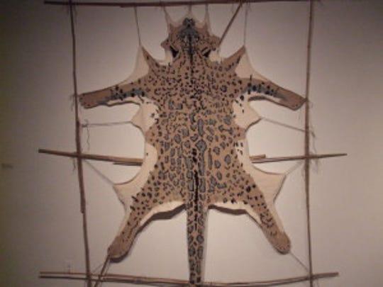 Ruth Marshall has been knitting and displaying animal