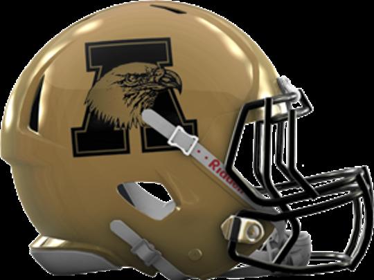 Abilene High football helmet