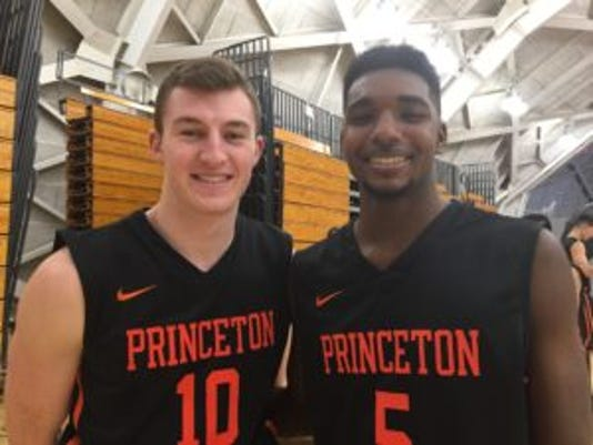 Princeton has much to smile about