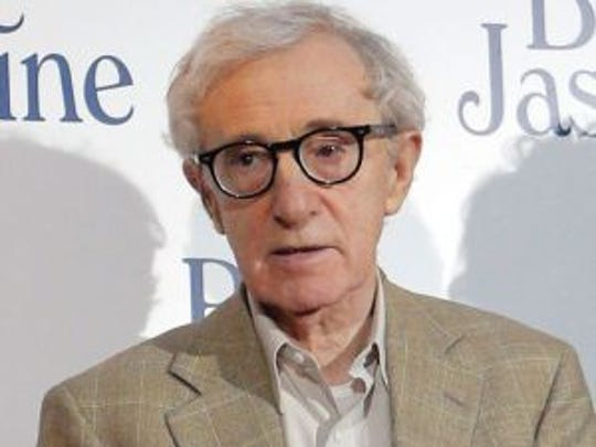 "This Aug. 27, 2013 file photo shows director and actor Woody Allen at the French premiere of ""Blue Jasmine,"" in Paris. (Photo: Christophe Ena)"