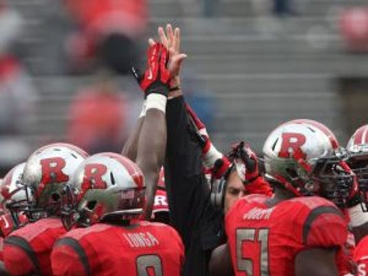 On the heels of three straight wins, Rutgers football has lost three straight games to fall to 5-4 overall. (Photo: MARK R. SULLIVAN/STAFF PHOTOGRAPHER)
