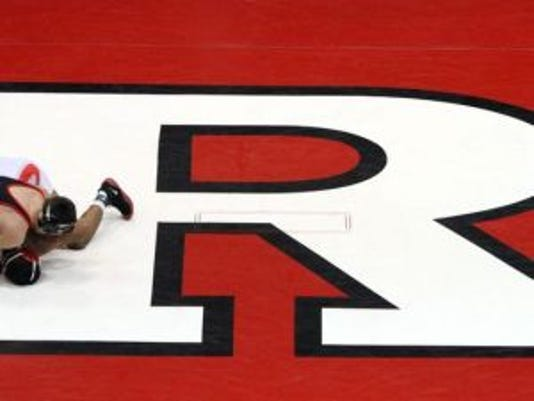Rutgers wrestling lost several Northeast-based rivalries but added to its exposure by going from the EIWA to the prestigious Big Ten. (Photo: Mark R. Sullivan/Gannett)