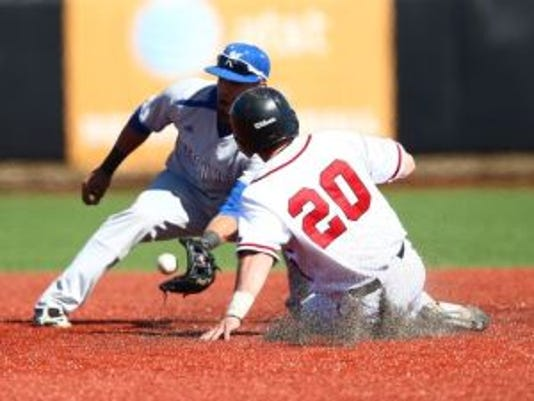 Rutgers and Seton Hall played their final series as Big East rivals in 2013 but will renew the series in an interesting format in April.(Photo: Courtesy of Rutgers athletics communications)