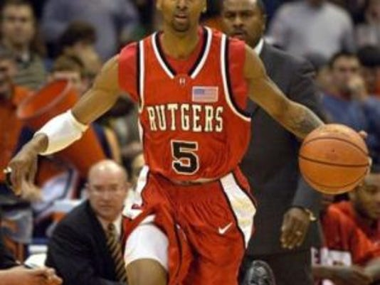 Quincy Douby averaged 12.5 points, shooting 42 percent from 3-point range and 82 percent from the free-throw line as a freshman during the 2003-04 season.  (File photo)