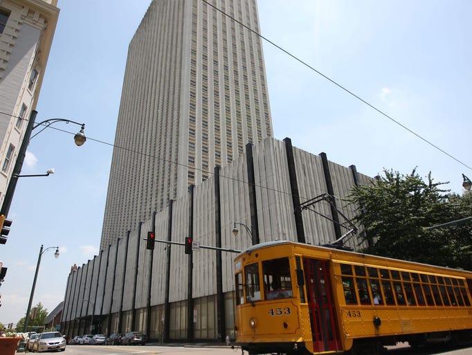 June 12, 2013 -   100 N. Main office building in downtown