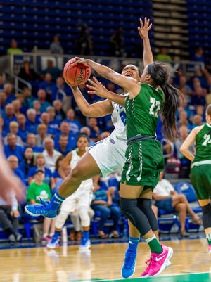 FGCU-Jacksonville has been a very physical series the past two seasons. The teams meet at FGCU on Saturday afternoon in a matchup of the only unbeaten teams in ASUN play.