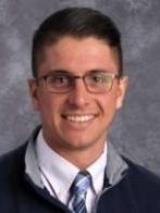 Jordan Heckelmann, the new principal of PCA's Upper School