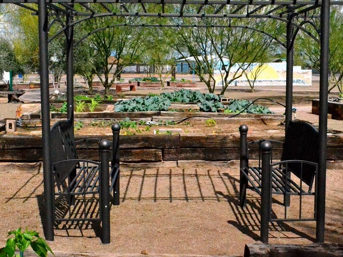Community gardens are taking root in the West Valley.