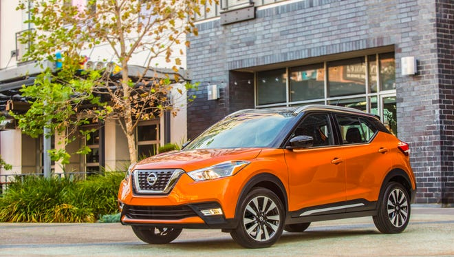 The all-new 2018 Nissan Kicks, the newest entry in the fast-growing affordable compact crossover market, made its North American debut at the Los Angeles Auto Show late last year.